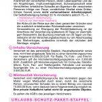 Zusatzpaket Kautionsversicherung (Seite 2)